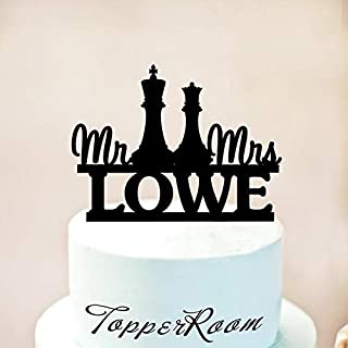 Best chess piece wedding cake toppers Reviews