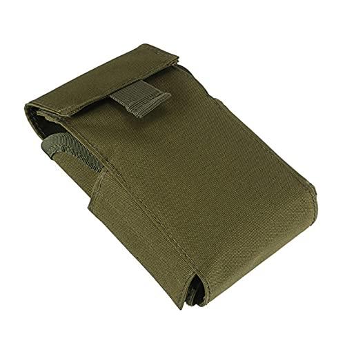 N \ A Tactical Shotgun Shell Holder Molle Shotshell Holder Buttstock Munición Bolsa de Soporte de Bala para Calibre 12/20 25 Rondas para cinturón Cintura Bolsa de Revista