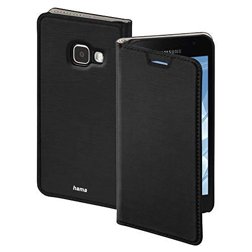 Hama - Schlankes Booklet für Samsung Galaxy Xcover 4 schwarz - High-Tech PU (1 Zubehör)