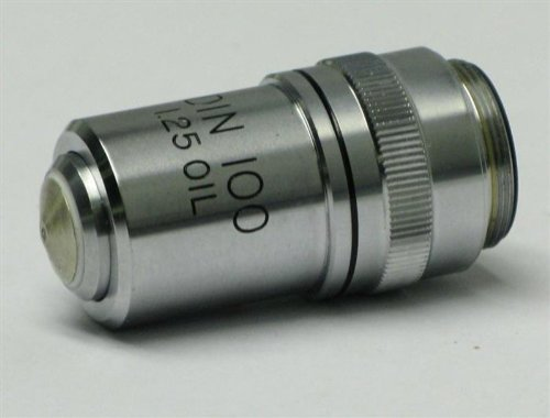 Edmund Scientific NT38-344 Microscope Objective 100x