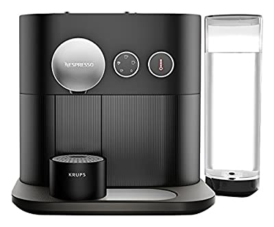 Nespresso Expert Coffee Machine, Black by Krups