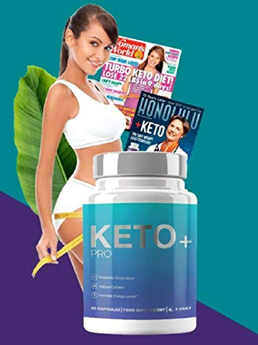 Keto Plus PRO 60 Capsules - Extreme Weight Loss - Free Fast DELIVERY