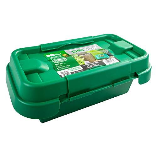 DriBox FL-1859-200-G Boîte de branchements électriques extérieure résistant aux intempéries, Vert