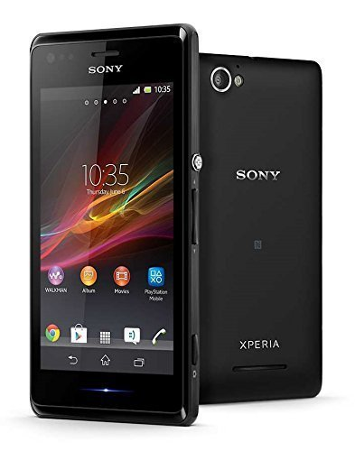 SONY Sony Xperia M C1905 [Purple,海外版 SIMフリー]