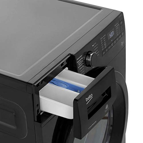 Beko WDR7543121B 7Kg / 5Kg Washer Dryer with 1400 rpm - Black