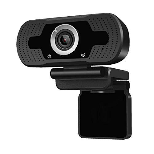 Anivia 1080p HD Webcam W8, USB Desktop Laptop Camera, Mini Plug and Play Video Calling Computer...
