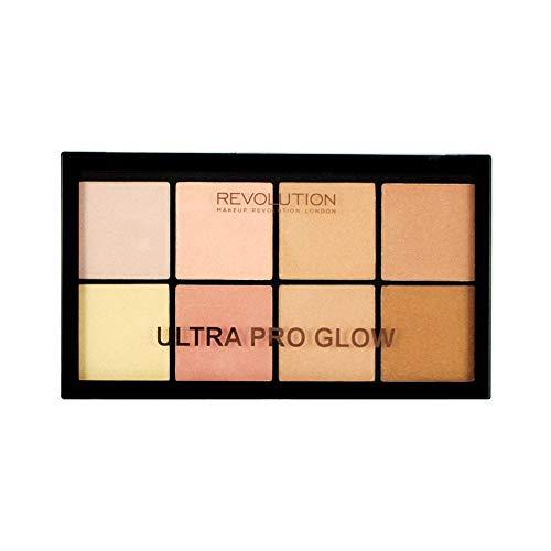 MAKEUP REVOLUTION Ultra Pro Glow Palette, 20 g