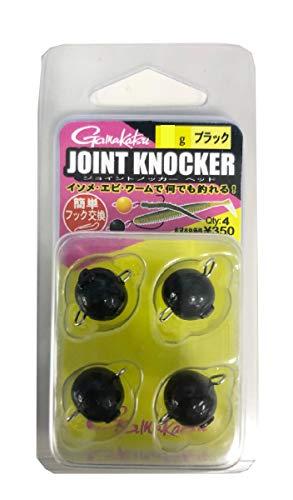 がまかつ(Gamakatsu) ジョイントノッカー ヘッド ブラック 7G.