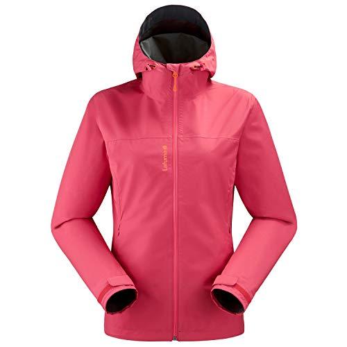 Lafuma - Shift GTX JKT W - Hardshell-Jacke für Damen - Wasserabweisende und winddichte Gore Tex-Membran - Wandern, Trekking, Lifestyle - Rosa, XS