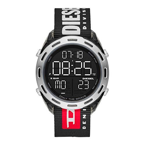 Diesel Reloj Analógico-Digital para Hombre DZ1914