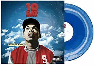 10 Day - Exclusive Limited Edition Blue White Merge Colored Vinyl 2LP