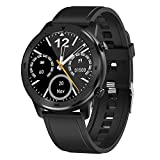 Smart Watch, Popglory Smartwatch HR, Touchscreen 1.3' Fitness...