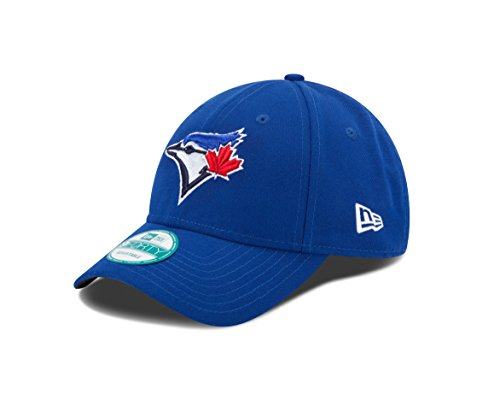 New Era Herren 9Forty Toronto Blue Jays Kappe, Blau, OSFA