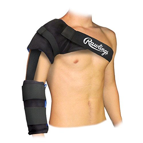 Rawlings Elite Kold Shoulder / Upper Arm Cold Ice Therapy Wrap (Adult Size)