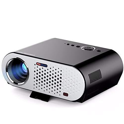 Alto Brillo GP90 HD LED Proyector GP90UP Smart Android Home Theater Entretenimiento Proyector de reuniones de Negocios Video Beamer