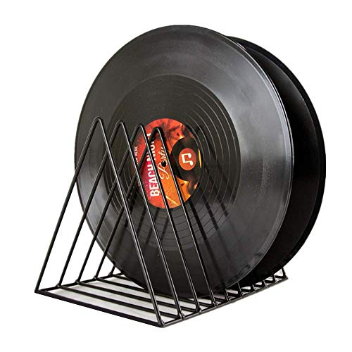 Our #2 Pick is the HongDream Magazine Rack Book Record Storage Holder