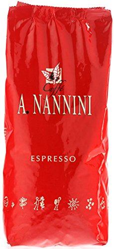 Caffè A. Nannini Etnea, Bohne, 1er Pack (1 x 1 kg)