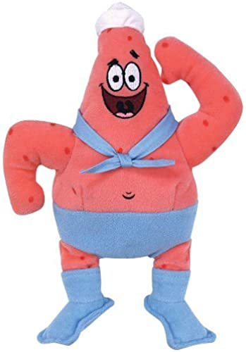 TY Beanie Babies Patrick Star Barnacleboy by Ty (English Manual)