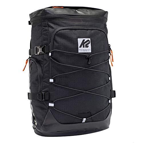 K2 Snow Unisex– Erwachsene Rucksack Backpack — Black — — 20E5005
