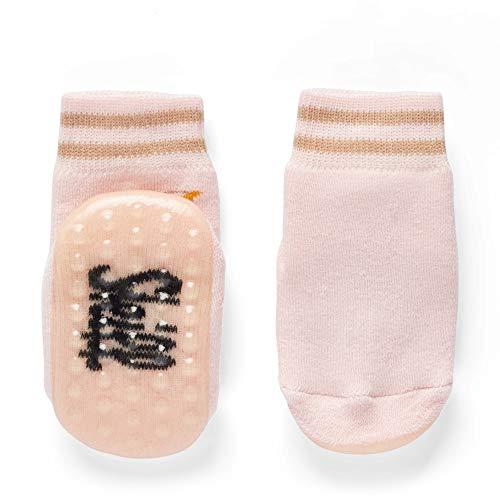 Steiff Mädchen Socken, Rosa (Barely Pink 2560), 30 (Herstellergröße: 030)