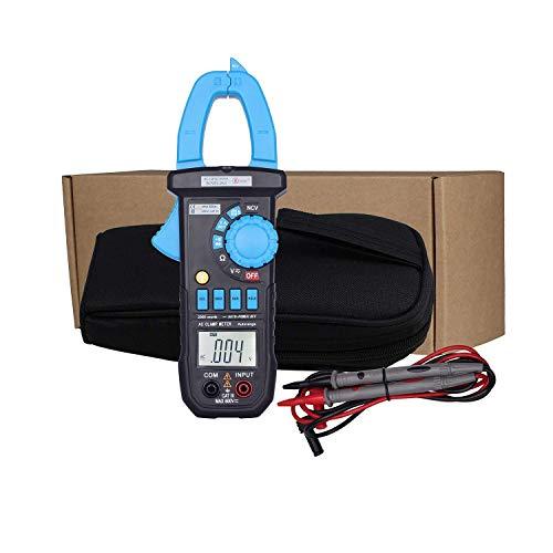 CLJ-LJ Medidor de Pinza Pinza multimétrica amperímetro Digital Digital AC Actual Banda Pluma ACM01PIUS
