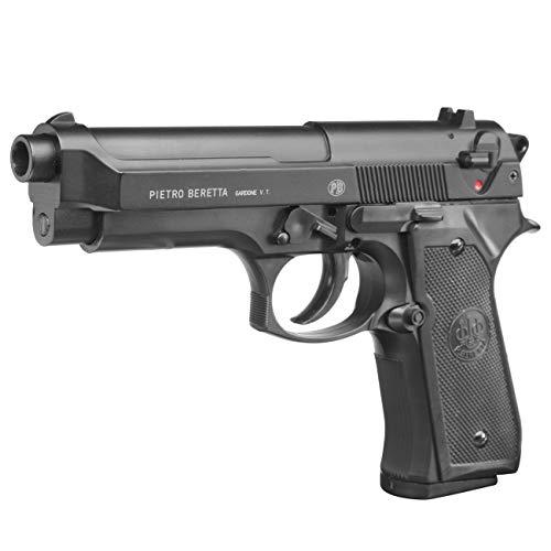 Beretta Softair Pistole M92 FS HME < 0.5 Joule, schwarz, 2.5887