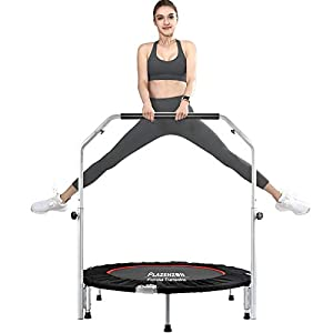 Plazenzon Mini Trampoline for Adults