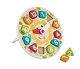 Hape E1622 Steckpuzzle Uhr