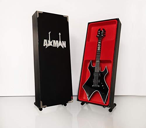 Mick Thomson (Slipknot): B.C. Rich Warlock - Réplica de guitarra en miniatura