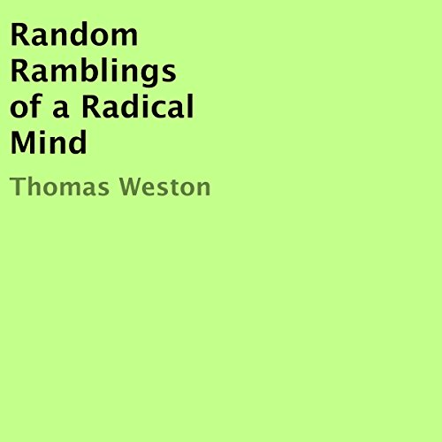 Random Ramblings of a Radical Mind audiobook cover art