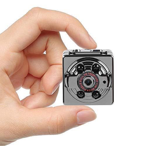 Mini Telecamera, Telecamera Nascosta, Videocamera Portatile HD Videoregistratore DV Night Vision Sport, Videocamera DV DVR