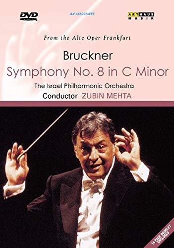 Anton Bruckner: Symphony No. 8 [DVD] [2002]