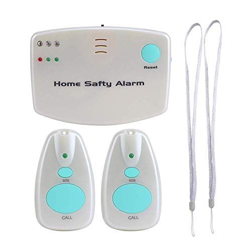 Alarma inalámbrica de seguridad Para Hogar Atención de Emergencia Sistema de Llamada Médica Monitor Alerta Para Médica Paciente