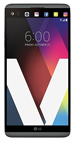 LG V20 H910a 64GB 5.7  IPS LCD Display Android Smartphone w  Dual Rear Cameras (16MP+8MP) - Carrier Unlocked for all GSM Carriers Worldwide (Titan Gray)