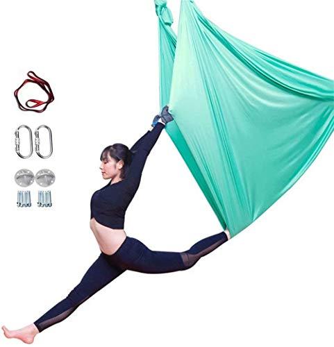 Best Review Of YAOSHUYANG Aerial Yoga Hammock, Aerial Yoga Swing Set, Ultra Strong Antigravity Yoga ...