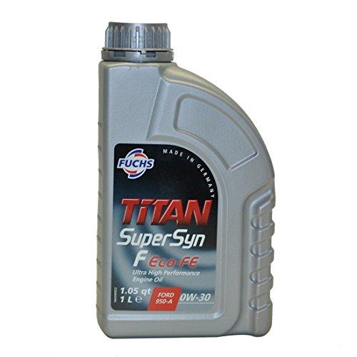 Fuchs Titan SuperSyn F Eco FE 0W-30, 1 Liter