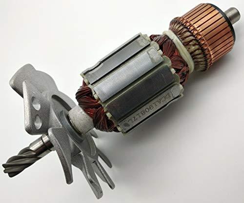 Rotor de motor para martillo perforador Makita HR 5000, HR5000K