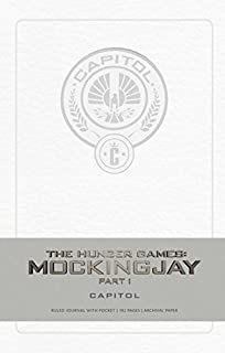 The Hunger Games: Capitol Hardcover Ruled Journal (Insights Journals) by Striker Entertainment Inc. (2014-11-18)
