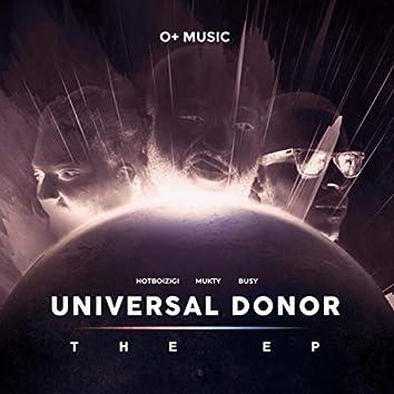 UNIVERSAL DONOR