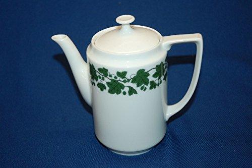 vintage13.de Kaffeekanne Teekanne Kanne Unterglasur Stachelbeere Rosenthal Selb Bavaria