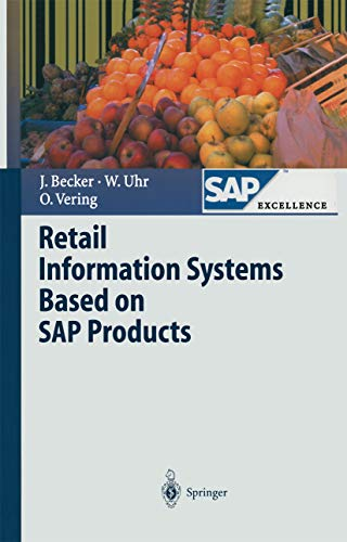 Retail Information Systems Based on SAP Products (SAP Excellence) (English Edition)
