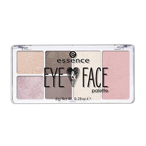 essence - eye & face palette 01 -