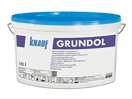 Knauf Grundol 10 Liter Tiefengrund Grundierung