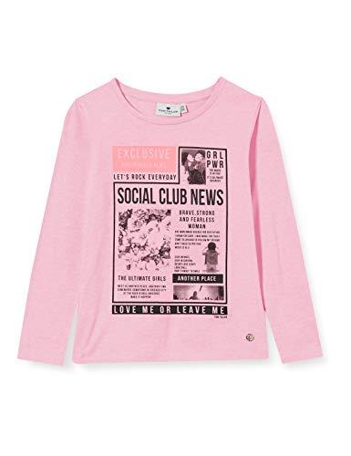 Tom Tailor Langarmshirt T-Shirt Bambina