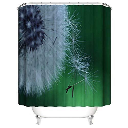Plant seeds. Shower Curtain. Bathroom Accessories. Waterproof. Contains 12 Hooks. Shower Curtain Rod Ring Hook. Background. Party. Living Room.