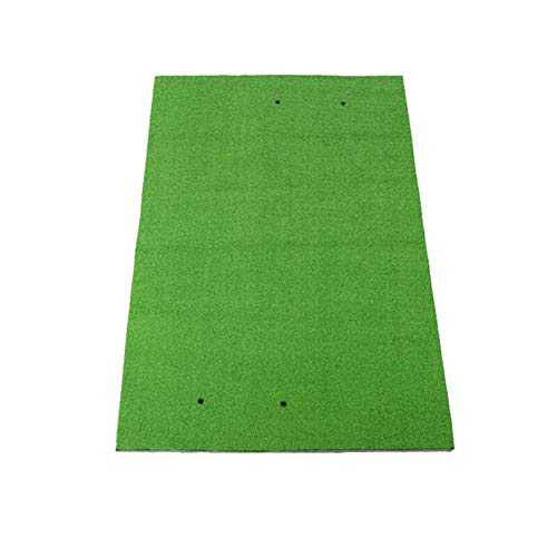 Amazing Deal YX Xuan Yuan Golf mat Double-Sided Lawn Swing Practice mat 1.5 m Double-Sided Grass, 1....