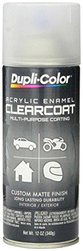 VHT DA1693 Premium Enamel Matte Clear, 12 Fluid Ounce