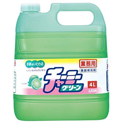 CHARMY(チャーミー) 【業務用 大容量】チャーミーグリーン 食器野菜用洗剤 4L 1個