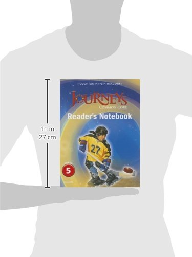 Common Core Reader's Notebook Consumable Grade 5 (Journeys)