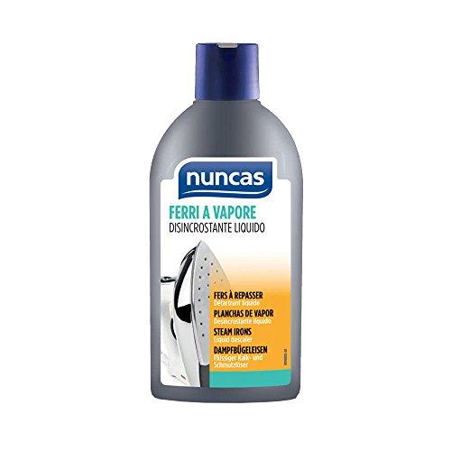 Nuncas Ferri a Vapore Disincrostante Liquido per Ferri a Vapore - 250ml